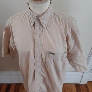 Chaps Ralph Lauren Mens Short Sleeve Sh